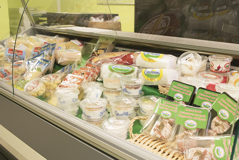 Magasin Fromagerie Nivelles 4